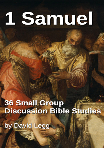 Covenant Books UK hyperlink to 1 First Samuel Bible Studies on Amazon